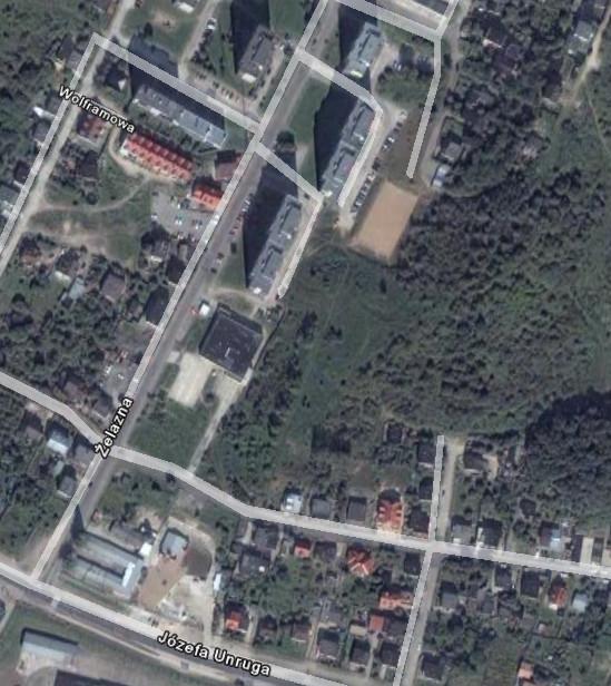 Działka, grunt Gdynia ul. Morska na reklamę, pawilon, autohandel
